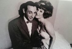 Pee-wee Herman / Paul Reubens with Miss Yvonne / Lynne Marie Stewart 1981