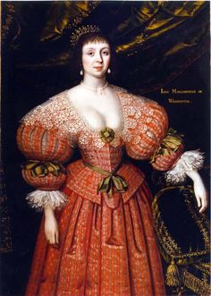 1630 Jane Countess of Winchester by Gilbert Jackson (Lane Fine Art) | Grand Ladies | gogm
