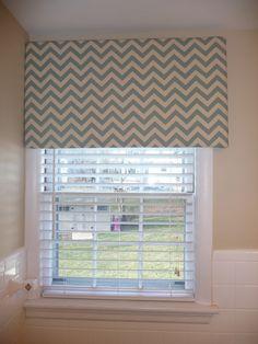 29 design: Pelmet Box Tutorial - using foam core and batting Window Coverings, Window Treatments, Pelmet Box, Pelmets, Diy Curtains, Valance, Better Homes And Gardens, Soft Furnishings, Home Projects