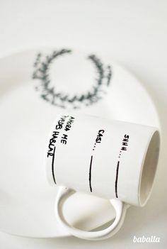 #diy #porcelain #porcelana