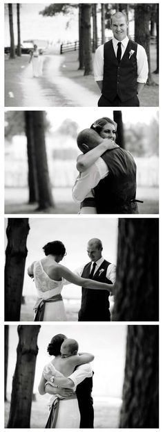 The first look. So happy hubby and I did pre-ceremony photos. And I love this images our photographer captured of such a special and emotional moment. Mr Macs, Day Of My Life, The One, In This Moment, Couple Photos, My Love, Happy, Blog, Wedding
