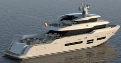 PowerYacht Mag - Est 2007: Project: Canados 90 Oceanic