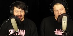 Got 5 minutes? Then you've got enough time to watch these two incredibly talented guys cover all of Beyonce's new album in just 5 minutes. They're amazing!
