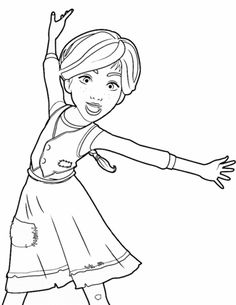 leap  movie coloring pages   trailer