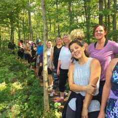 Such a fun group and a great day for yoga healthy eats hiking laughs wine and cheese. Healthy can be fun. Balance can be healthy. Loving what I do and sharing my 'lil piece of paradise... Niagara.  #Yoga #Wine #WineriesOfNiagara #Hiking #BruceTrail #NiagaraEscarpment #Niagara #LifestyleExperiences #SundayFunDay #FunThingsToDoInNiagara #HealthyLiving