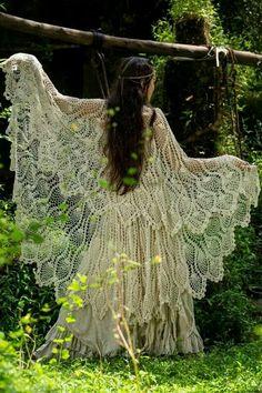 Looks Like Angel Wings