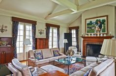 HERMITAGE FARM   Ancram, New York, Represented exclusively by Nancy Horowitz . See more eye candy on this home at http://www.halstead.com/sale/ny/ancram/hermitage-farm/house/10132514.