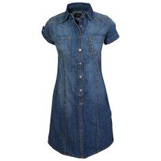 denim dress   Denim Dress