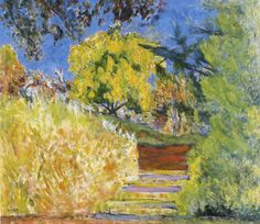 Bonnard Paintings 1867 - 1947 France, Post- Impressionism Artist's Place, 1944