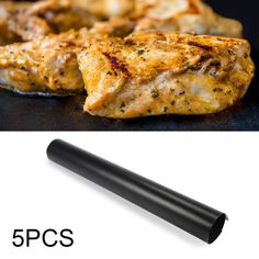 Camping Gears - XCSOURCE Non-Stick BBQ Grill Mats Reusable PFOA Free Cooking Mat/Sheet Barbeque Baking Oven Liner, Easy to Clean x *** Be sure to check out this awesome product. (This is an affiliate link) Camping And Hiking, Hiking Gear, Camping Gear, Bbq Grill, Grilling, Oven Baked, Tandoori Chicken, Gears, Baking