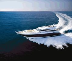 Princess V85-S luxury yacht