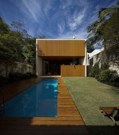 Galeria de Casa Tetris / Studiomk27 - 10