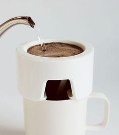 Maak in een handomdraai een kop filterkoffie voor 1 persoon     roomed.nl