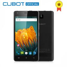 CUBOT ECHO 5.0 Inch Unlocked Smartphone Android 6.0 MTK6580 Quad Core Cell Phone 2GB RAM 16GB ROM 3000mAh Mobile Phone other Brand Name:Cubot Shipping:   #popular #mobile #phones #useful