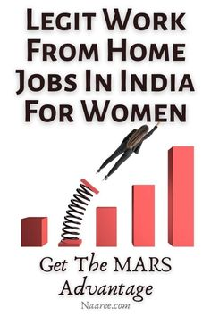 Looking for work from home jobs in India for women? Start your work from home careers with one of the best work from home companies in India. MARS by SHEROES certifies work from home moms as MARS Partners so they can apply for legitimate work from home jobs for moms. Get legit work from home online jobs as a MARS Partner and get ahead of the completion for work from home India jobs #remotejobs #workfromhomeIndia #workathomemom #WAHM #onlinejobs #legitjobs Work From Home India, Work From Home Careers, Work From Home Companies, Legitimate Work From Home, Online Work From Home, Work From Home Tips, Make Money From Home, Money Saving Mom, Make Money Blogging