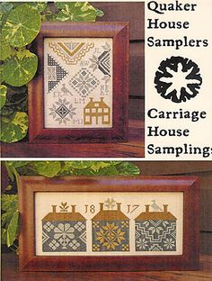 quaker house samplers carriage house