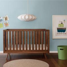 Ubabub Nifty Timber Crib from @LaylaGrayce #laylagrayce #baby #crib