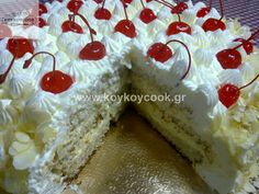 2403201313991 Greek Recipes, Sweets, Cake, Desserts, Food, Tailgate Desserts, Deserts, Gummi Candy, Candy