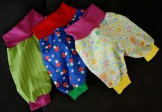 Mumma: DIY babybukser - med mønster til nyfødt