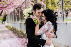 Love & happiness / Portland wedding- by Dina Chmut Photography
