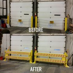Defender Gate Plus Loading Dock Safety Us Netting
