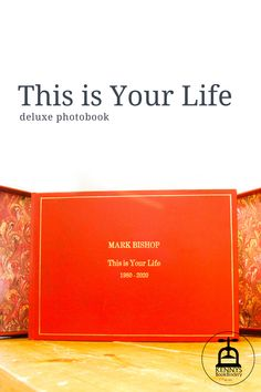 THIS IS YOUR LIFE deluxe photobook. Handmade by professional bookbinder Gerry Kenny in Galway Ireland. County Cork Ireland, Galway Ireland, Ireland Vacation, Ireland Travel, Printing And Binding, This Is Your Life, Ireland Landscape, Life Photo, Book Of Life