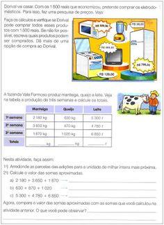 ATIVIDADES PARA APOIO PEDAGÓGICO: 2010 Professor, Leo, Teaching, Education, Julia, Reading Activities, Geography Test, Math Books, Math Worksheets