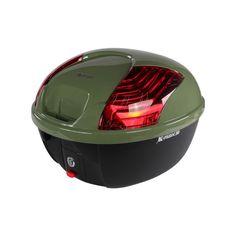 K-Max Topcase (30 LT, Quick Release); Genuine Color Matched 668 Italia Green