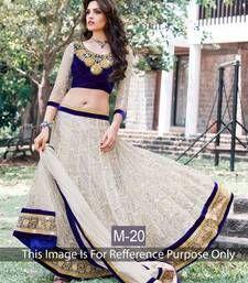 Buy Designer Semi Stitched Lehenga Choli  lehenga-choli online