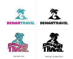 Odświeżone logo dla biura podróży - zapraszam do obejrzenia innych realizacji logo na stronę www.wambox.pl