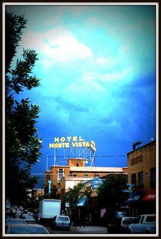 Hotel Monte Vista, Route 66 - Flagstaff, Arizona