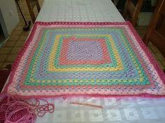 - YouTube Lidia Crochet Tricot, Plaid Crochet, Granny Square, Crochet Bedspread, Couture, Blanket, Blanket Crochet, Blankets, Haute Couture