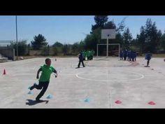 Juegos Educación Física - Cachipun Alemán - YouTube
