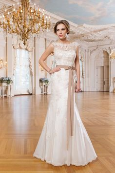 Lillian West 6356 - Salon White