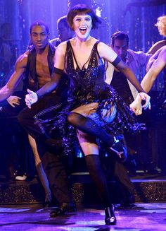 Velma Kelly (Catherine Zeta-Jones ) in Chicago (2002). Costume by Colleen Atwood.