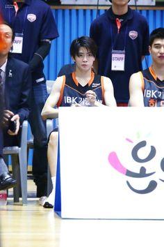 Jaehyun @ 8th Hope Basketball Event