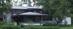 Frank Lloyd Wright - Walter V. Davidson House - Buffalo, NY