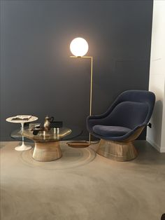 Knoll showroom. Platner. Saarinen #knoll #salonedelmobile2017.