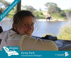 Women in Bat Conservation:Kirsty park
