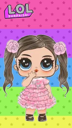 Lol Dolls, Adult Coloring Pages, Notes, Book, Artist, Fictional Characters, Kawaii Drawings, Baby Dolls, Report Cards