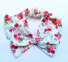 Tiara estilo turbante max laço floral  Para bebês e crianças  Obs: deixar escrito a idade da criança ou mês que a bebe têm