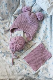 Drops Baby, Knitted Baby Clothes, Farrow Ball, Baby Knitting Patterns, Crafts To Do, Diy Clothes, Knit Crochet, Coin Purse, Winter Hats