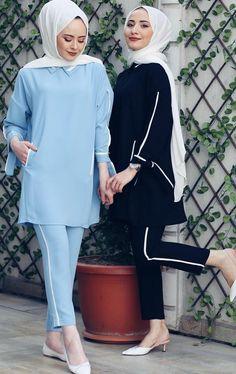 Hijab Fashion Summer, Modest Fashion Hijab, Pakistani Fashion Casual, Modern Hijab Fashion, Pakistani Dresses Casual, Street Hijab Fashion, Hijab Fashion Inspiration, Muslim Fashion, Fashion Outfits