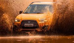 Nova Mitsubishi ASX Outdoor feita para desafios off-road