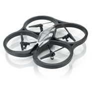 Parrot AR.Drone  A quadricopter controlled by your iPhone, iPod touch or iPad.
