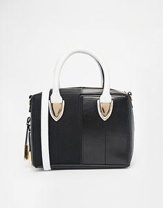 River Island Mini Bowler Bag