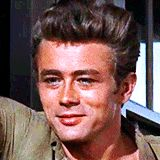 """ His acting goes against fifty years of film-making. Each gesture, each attitude, each mime is a slap in the face of tradition. James Dean does not ""show off"" the script by using understatement… he..."