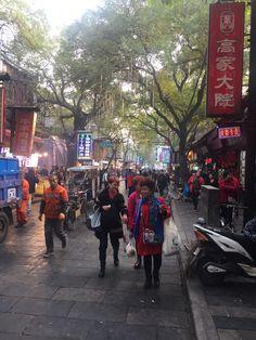 Shanghai never sleeps!