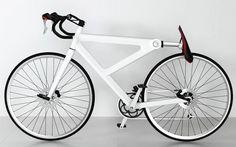Saddle Lock Bicycle 3