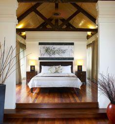 Beautiful...Imagine waking up in this beautiful room every morning in FIJI!!!!